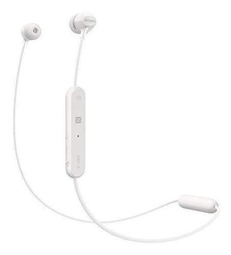 Imagen 1 de 7 de Sony Wi-c300 Blue Audifonos Bluetooth Manos Libres