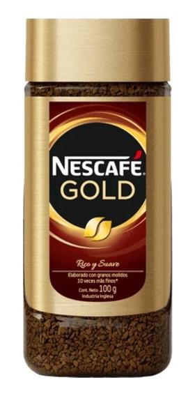 Café Nescafé Gold 100gr