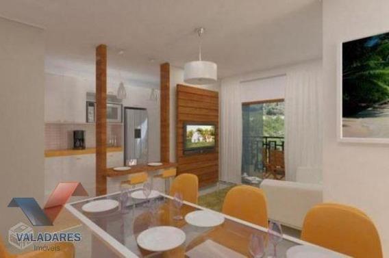 Apartamento 2 Quartos Para Venda Em Palmas, Plano Diretor Sul, 2 Dormitórios, 1 Suíte, 2 Vagas - 990010