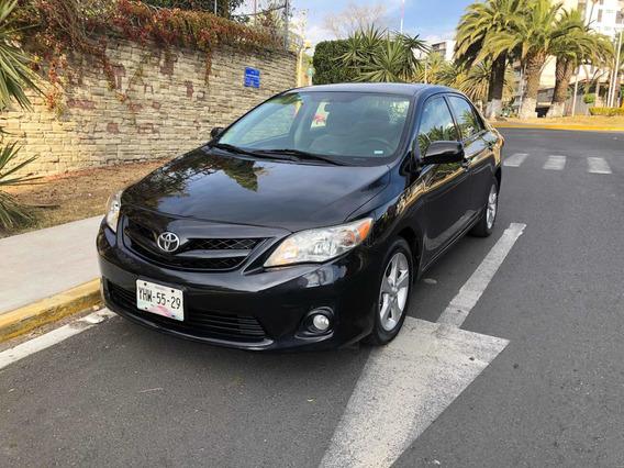 Toyota Corolla 1.8 Xle Aa Ee Cd R-16 Abs At 2011