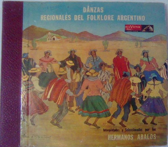 Hermanos Abalos - Danzas Regionales Folklore Argentino Pasta