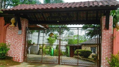 Chácara De 2700m² À Venda Em Vila Roschel - Ch0190