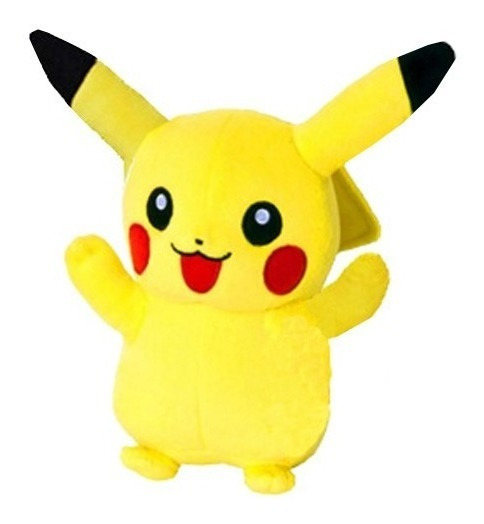 Pelucia Pokemon Go Pikachu Anti - Alergico - P R O M O Ç Ã O