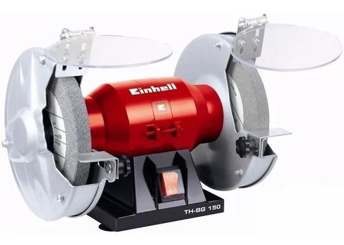 Amoladora De Banco Einhell Tc-bg 150 Esmeriladora 150mm