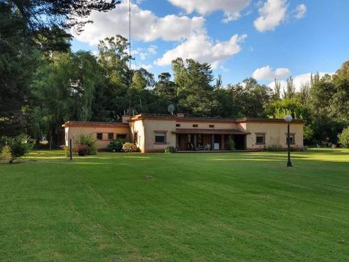Casa De Campo En Olavarría Casco De 4 Ha Alquiler Temporal