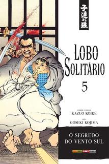 Lobo Solitário - Edição 5