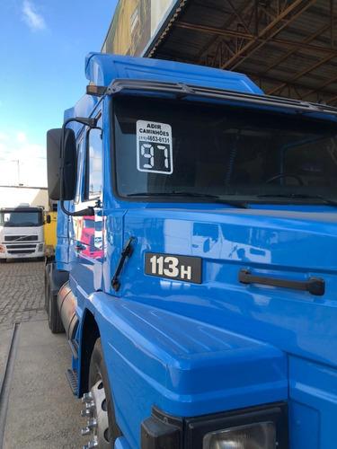 Scania 113 Ano 1997 6x2 C/ 10 Pneus Novos Doc. Ok