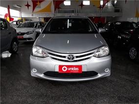 Toyota Etios 1.5 X Sedan 16v Flex 4p Manual
