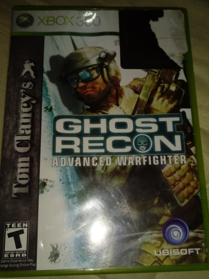 Ghost Recon Xbox 360 Original