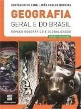 Livro Geografia Geral E Do Brasil - Eustáquio De Sene