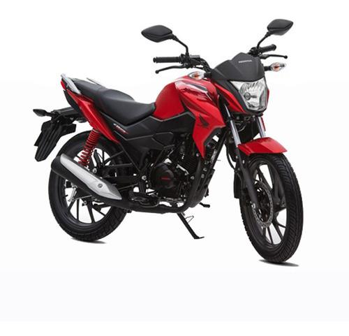 Moto Honda Cb 125 Twister  0km 2021 Roja