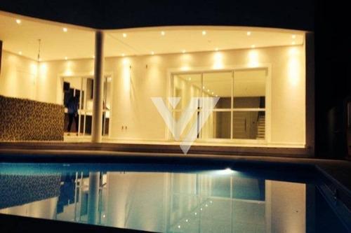 Imagem 1 de 19 de Sobrado Com 4 Dormitórios À Venda, 322 M² Por R$ 1.790.000,00 - Jardim Residencial Giverny - Sorocaba/sp - So0050