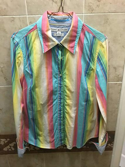 Camisa Tommy De Mujer