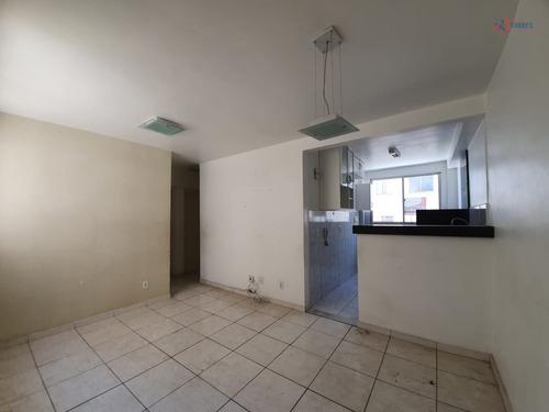 Apartamento Com 3 Quartos Para Comprar No Jardim Riacho Das Pedras Em Contagem/mg - 8405