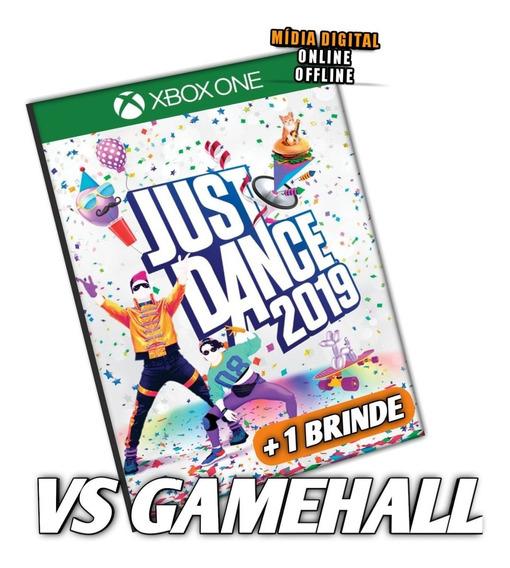 Just Dance 2019 Xbox One Mídia Digital + Brinde