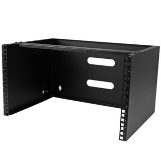 Soporte Montaje En Pared 6u Rack Panel Parcheo Wallmount6