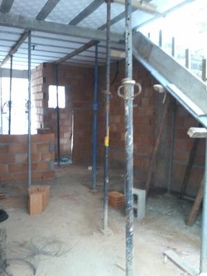 Casa Geminada Coletiva Com 2 Quartos Para Comprar No São Benedito Em Santa Luzia/mg - 16714