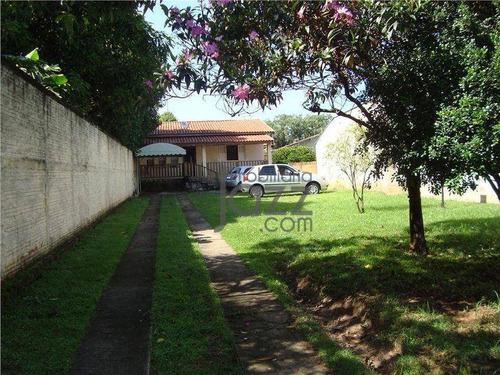 Chácara Com 5 Dormitórios À Venda, 1000 M² Por R$ 850.000,00 - Green Village - Nova Odessa/sp - Ch0301