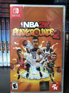 Nba 2k Playgrounds 2 Switch Fisico Sellado