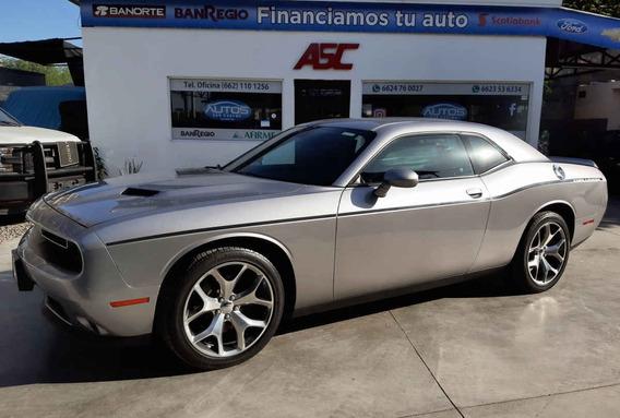 Dodge Challenger 2015 2p Black Line V6/3.6 Aut