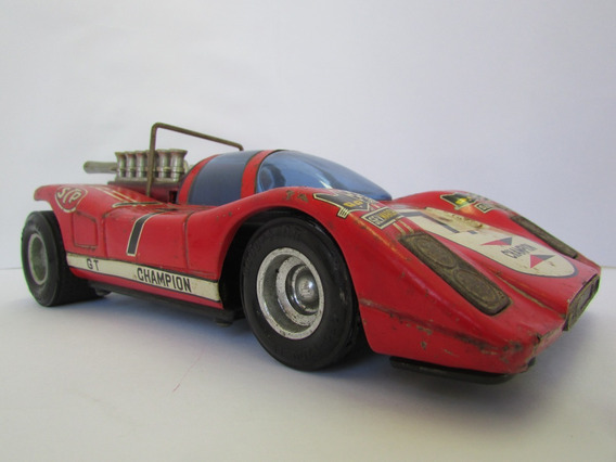 Escala 1/24 Carro Corrida Champion Made In Japan Jorgetrens