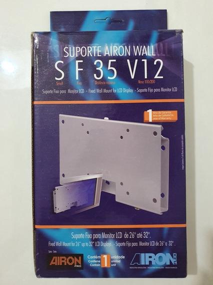 Suporte Fixo Airon Wall Sf 35 V12 Para Tv De 26 À 32 Usado