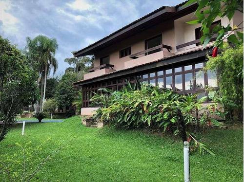 Casa Em Condomínio Na Granja Viana. - São Paulo Ii - Ca17659