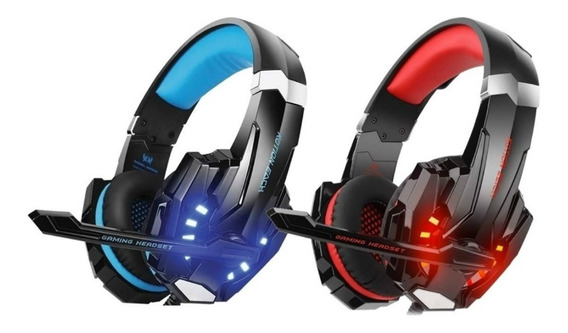 Accesorios Ps4 Auriculares Gamer Play 4 / Pc Con Microfono