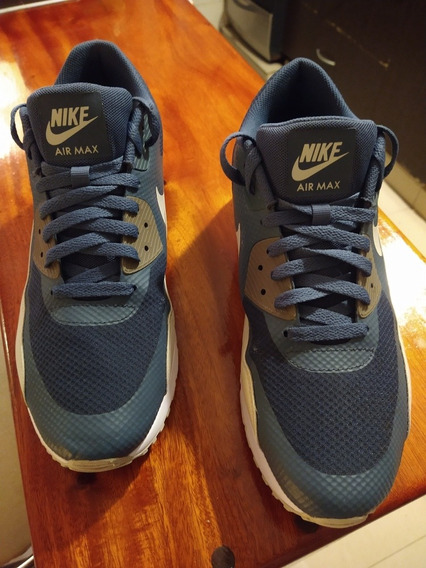 Zapatilla Nike Air Max 90 Ultra Essential 2.0 Blue Fox
