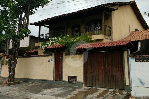 Casa Residencial À Venda, Trindade, São Gonçalo. - Ca1045