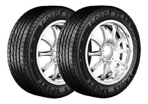 Kit X 2 Neumáticos 205 55 R16 91v  Goodyear Eagle Sport