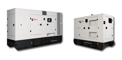 Grupo Electrógeno Generador Cummins 200kva Cabinado Diesel