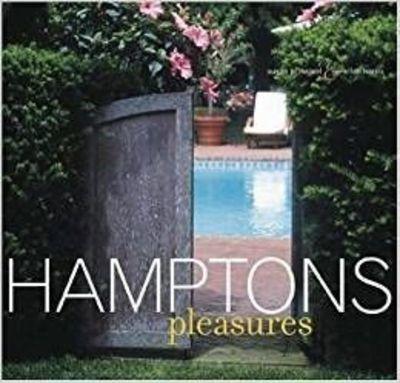 Livro Hamptons Pleasures Susan P. Meisel