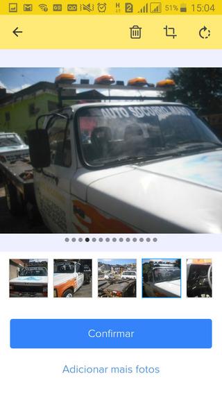 Caminhão Guincho D40 Plataforma Hidráulica/pronto Para Uso