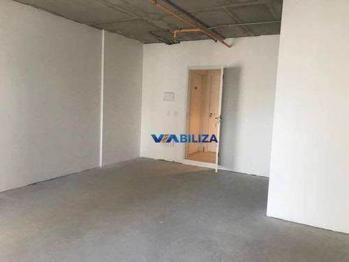 Sala À Venda, 37 M² Por R$ 198.000,00 - Jardim - Santo André/sp - Sa0099