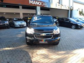 Chevrolet S10 2.4 Lt 4x2 Cd 8v Flex 4p Manual
