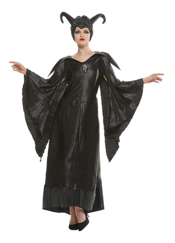 Imagen 1 de 8 de Disfraces De Maleficent De Halloween Para Mujer