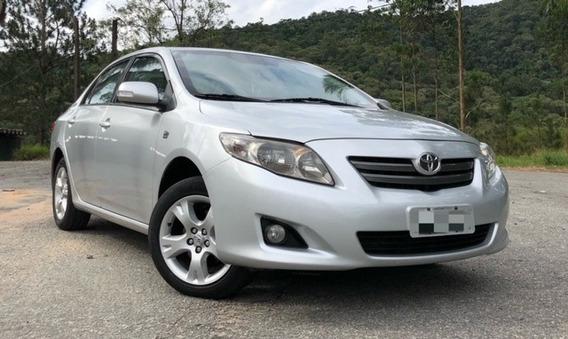 Toyota Corolla 2.0 16v Xei Flex Aut. 4p 2011 Blindado