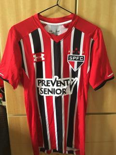 Camisa São Paulo 2015 Material De Jogador Cueva