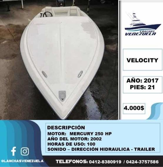 Lancha Velocity 21 Lv04