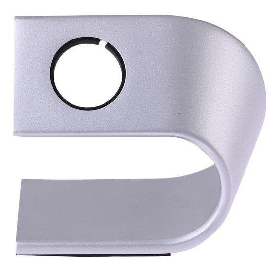 Soporte Base Alloet Para Apple Watch Aluminio Solido Calidad