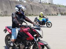 Clases De Manejo De Moto Lineal/scooter Y Brevetes