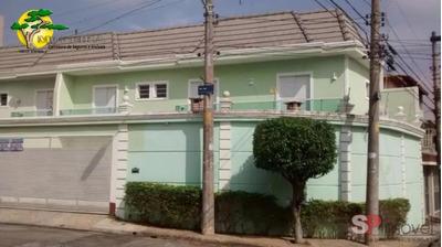 Lindo Sobrado Na Vila Romero - 1360