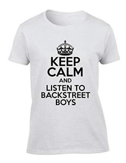 Playeras Backstreet Boys Calma
