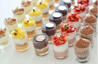 Recetas Mini Dulces En Shots + Obsequio