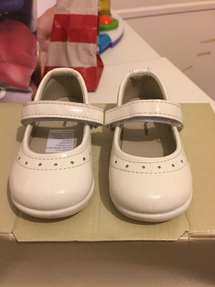 Zapatos De Charol Hush Puppies Talle 19/20 Originales