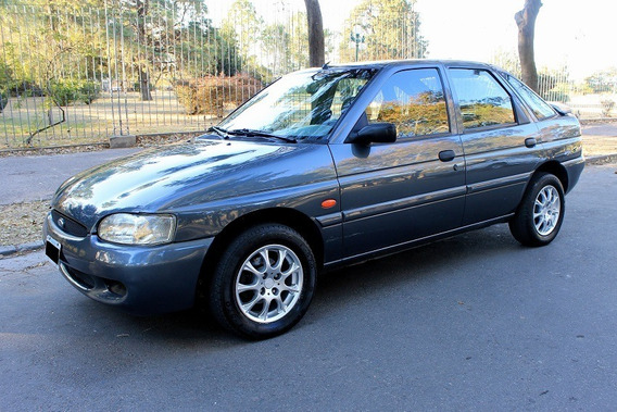 Ford Escort Lx 1.8 5p Gnc 2002