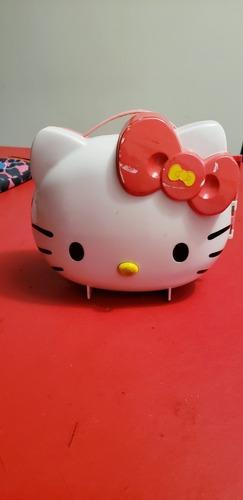 Liquidohello Kitty Casita Valija Con Sus Accesorios Completa