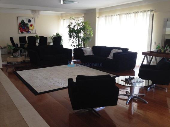 Apartamento Alto Padrão Na Chácara Klabin! - Bi12318