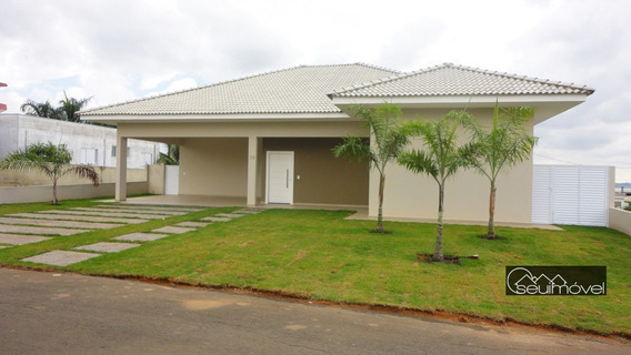 Casa Residencial À Venda, Condomínio Palmeiras Imperiais, Salto-sp - Ca1248. - Ca1248
